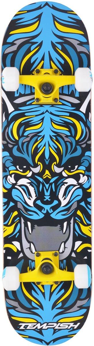 5311843169d bol.com   Tempish Skateboard Tiger 79 X 20 Cm Geel