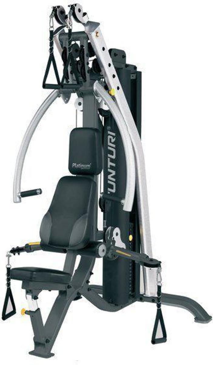 Tunturi Platinum 4in1 Upper Body Unit Upper Body Unit - Krachtstation - Pec fly -  Pull up station kopen