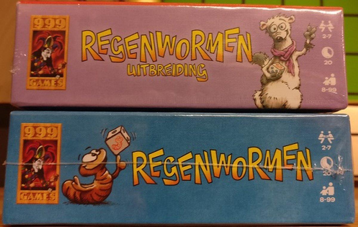 Regenwormen + Uitbreiding