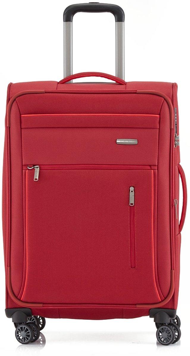Travelite Capri koffer 66 cm red kopen