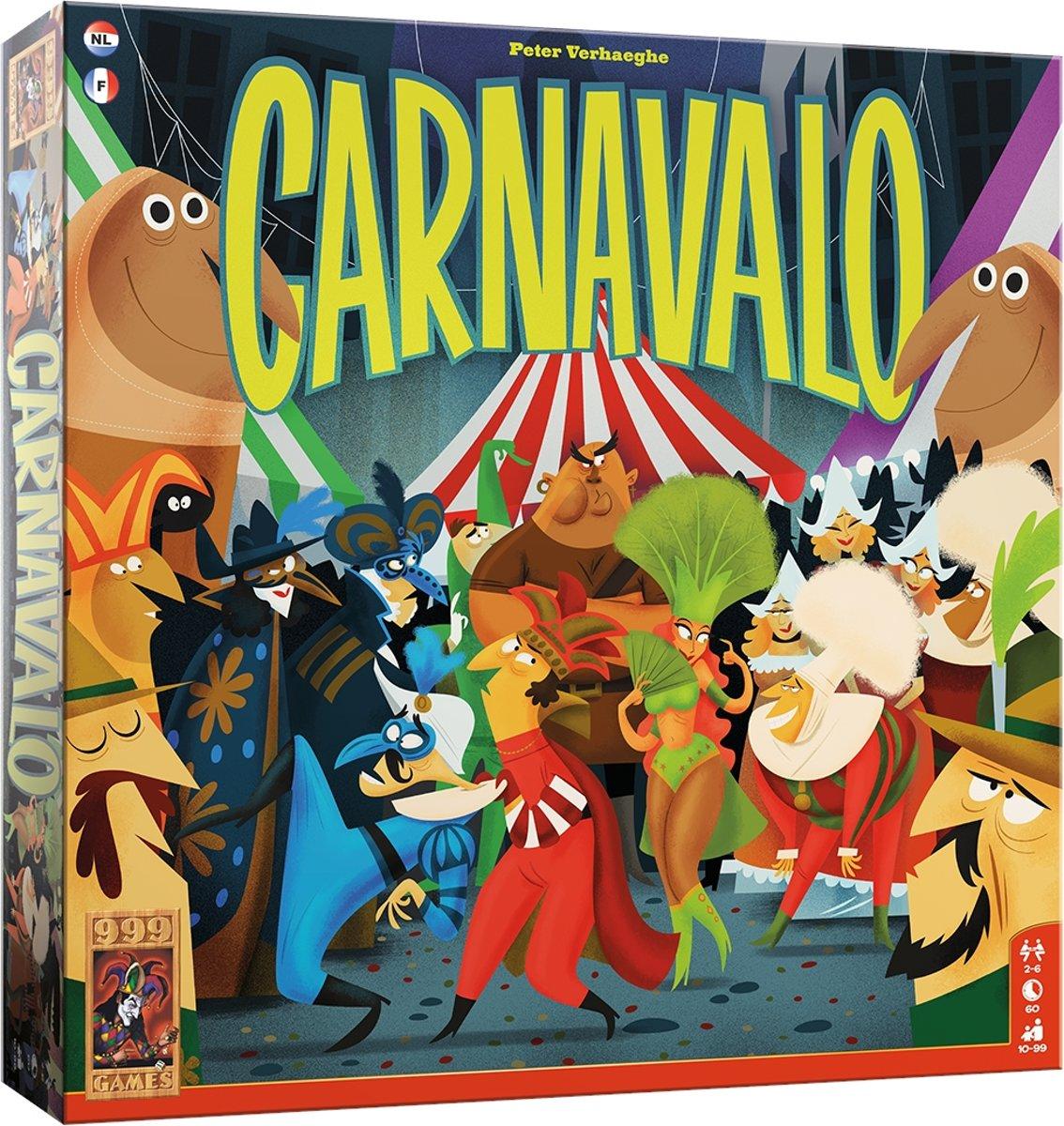 Carnavalo Bordspel