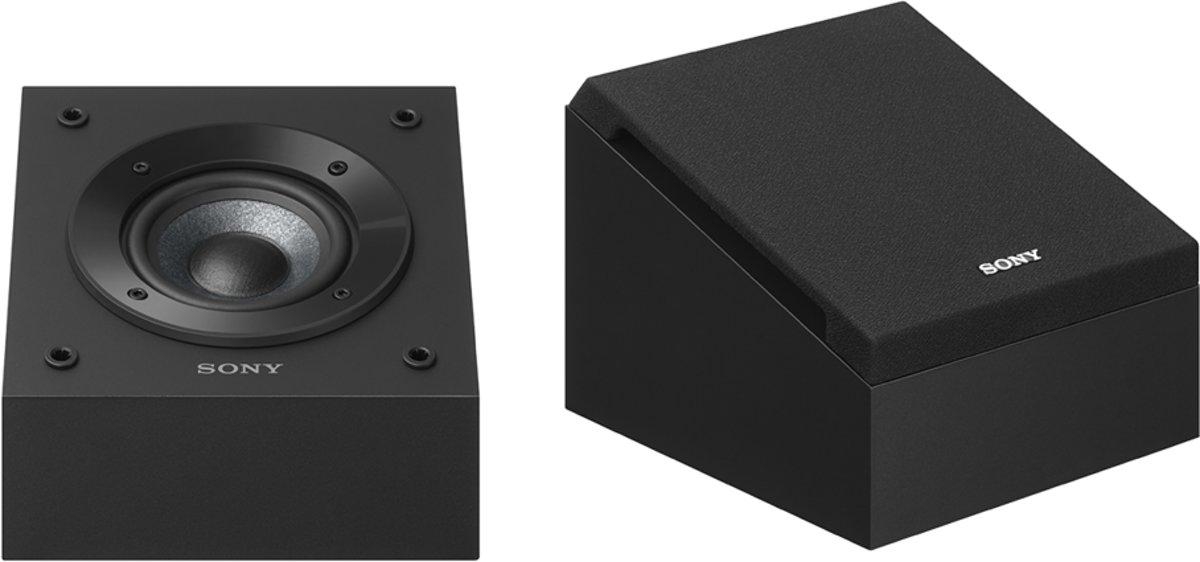 Sony SS-CSE - Set van 2 (boven)speakers - Zwart kopen