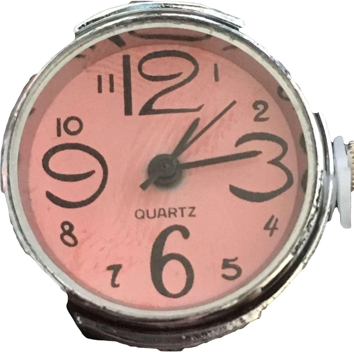 Horlogering 17 roze kopen
