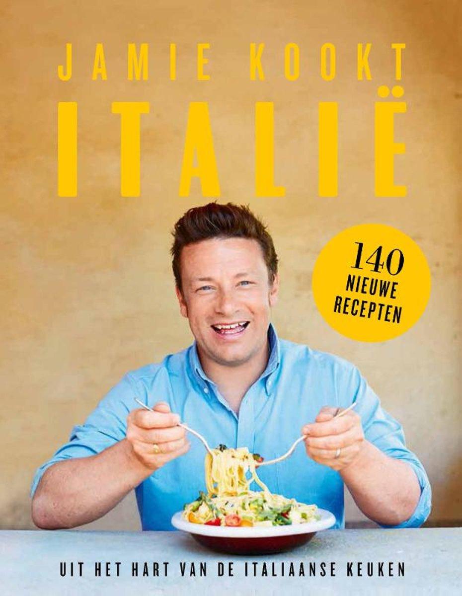 Bolcom Jamie Kookt Italië Jamie Oliver 9789021569598