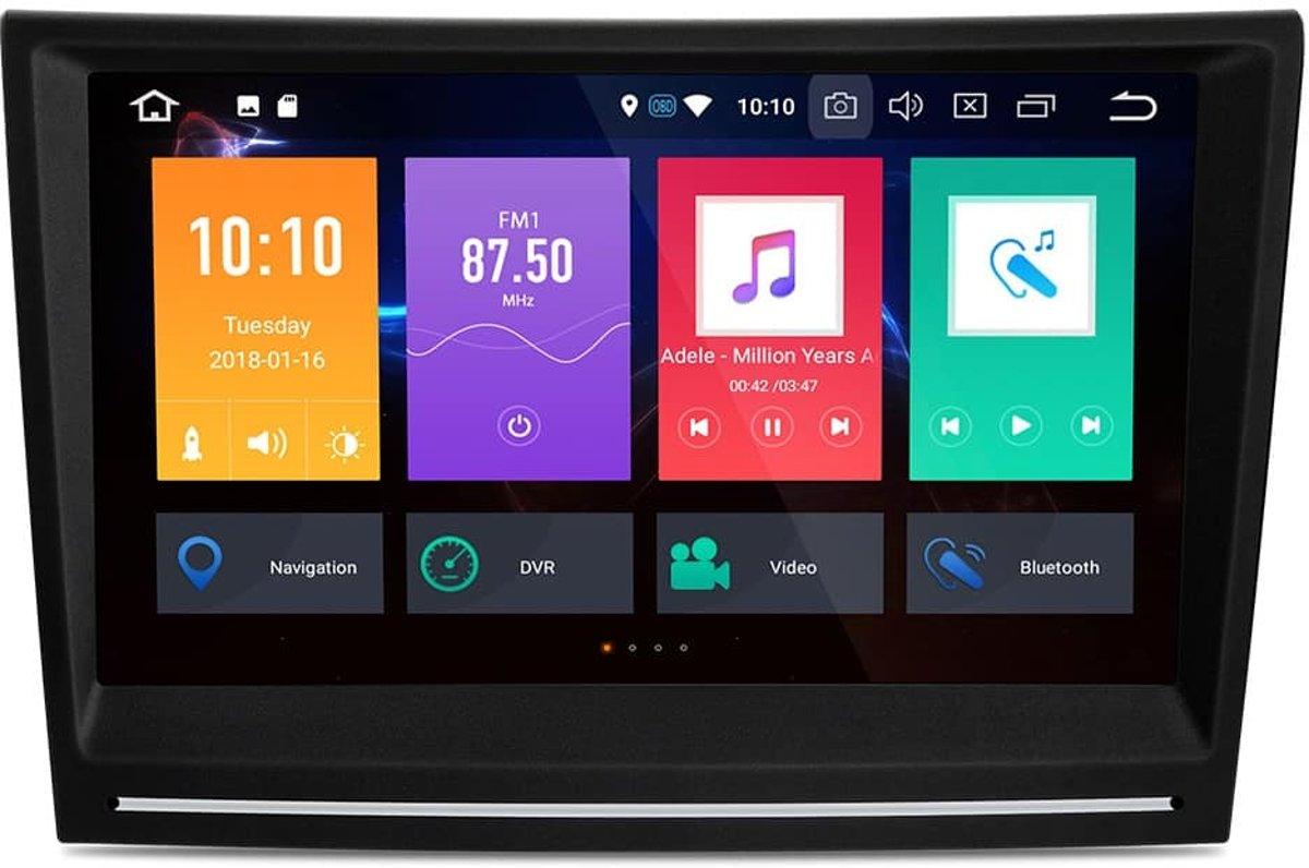 Porsche Android 8.0 Octa Core 4 GB RAM + 32 GB ROM Navigatie kopen