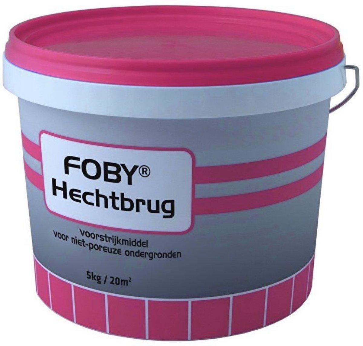 FOBY Hechtbrug voorstrijkmiddel 5 kg kopen