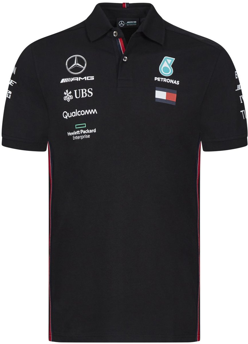 Mercedes AMG Mercedes Team Polo