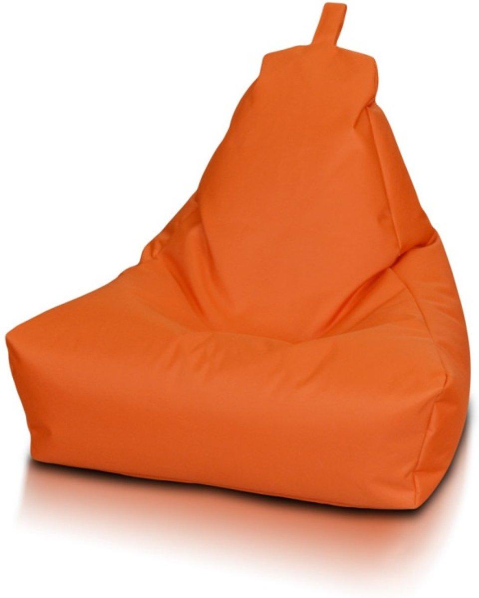 Kinder zitzak 70 cm oranje kopen