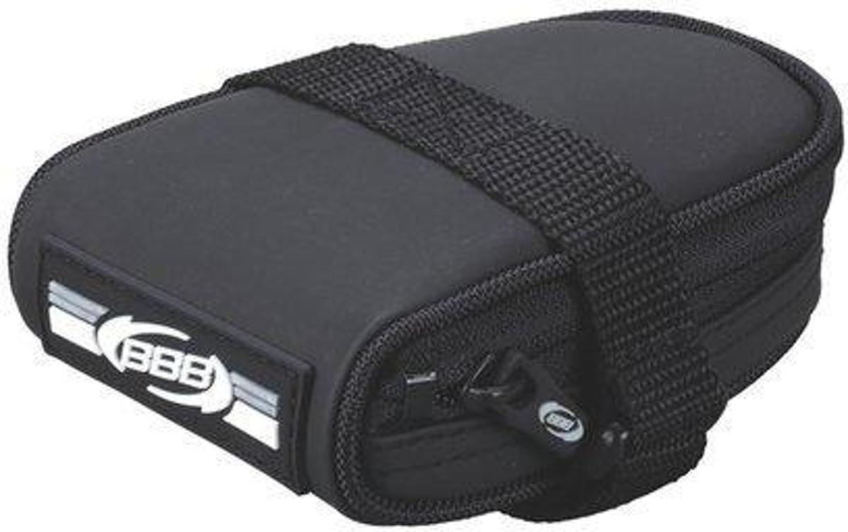 BSB  14 Racepack - Zadeltas -Zwart kopen