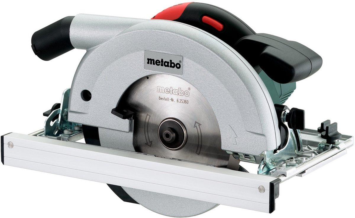 Metabo KSE 68 Plus Grün/Schwarz Handkreissäge