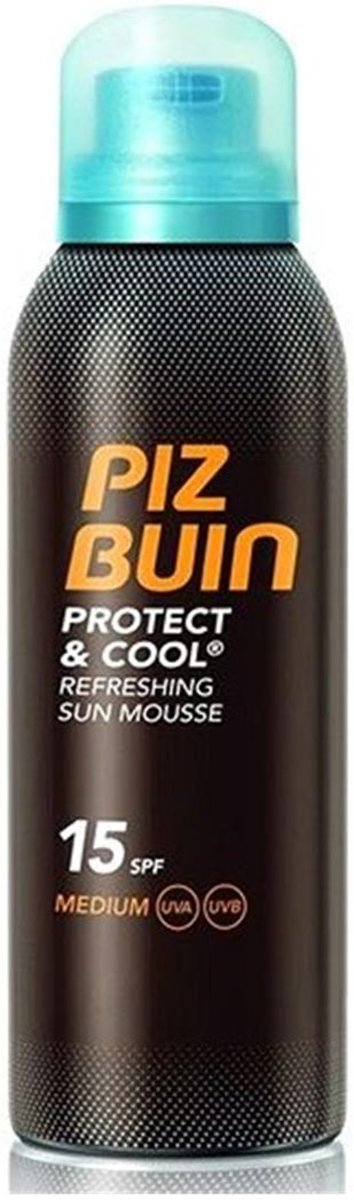 PIZ BUIN PROTECT COOL MOUSSE SPF15 150ML kopen