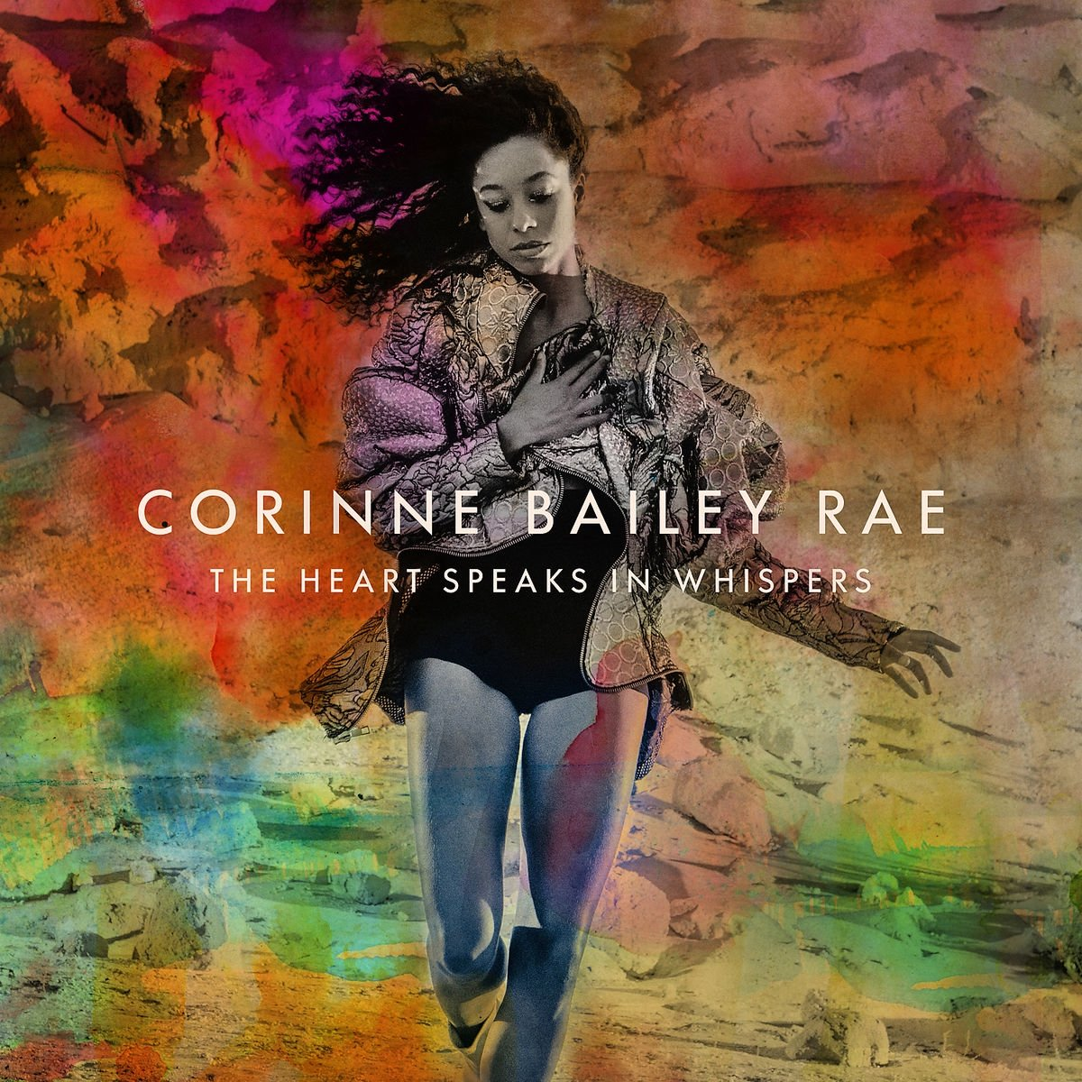 Corinne Bailey Rae - The Heart Speaks In Whispers | CD kopen