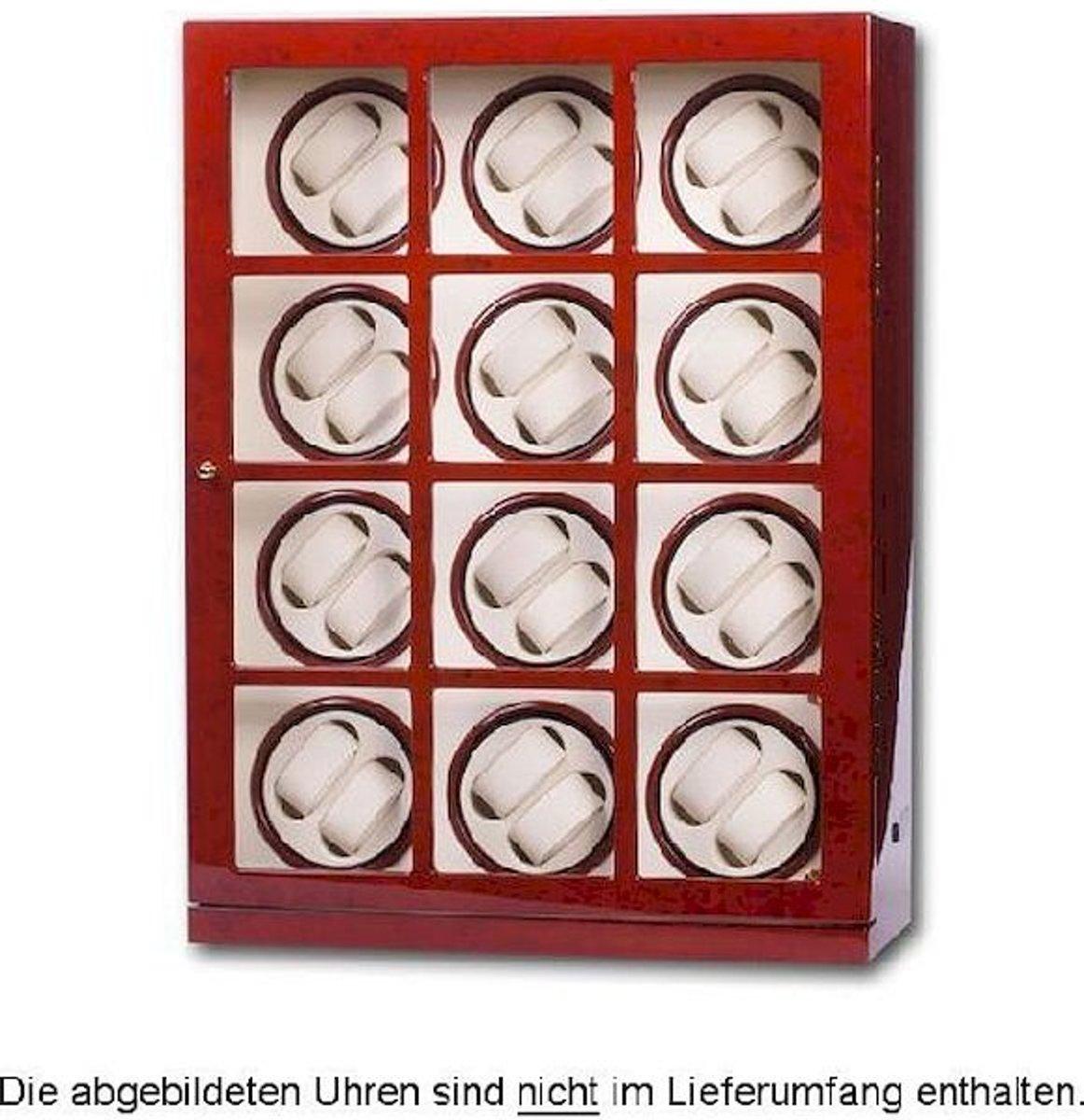 Portax Watchwinder Collector 24 Uhren Wurzelholz 1002216001 kopen