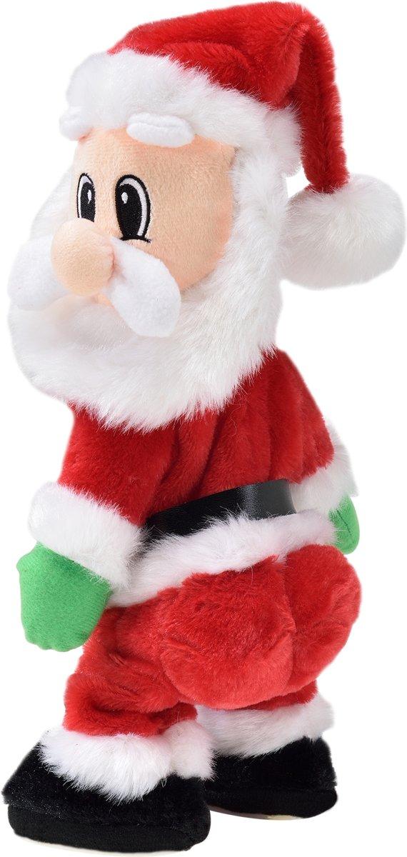 [lux.pro] ® Elektrische Twerkende kerstman kopen