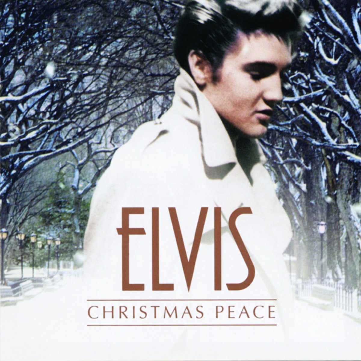 bol.com | Christmas Peace, Elvis Presley | CD (album) | Muziek