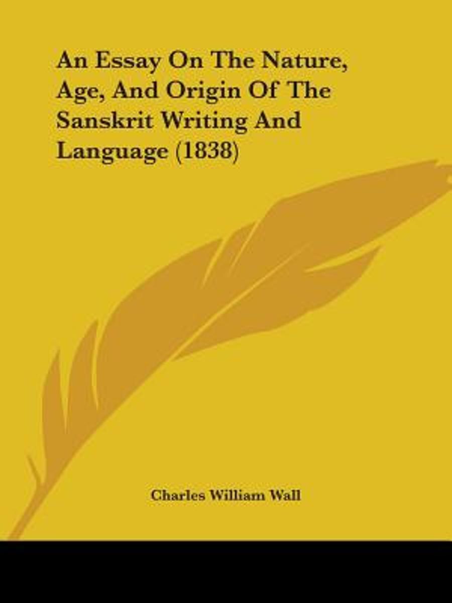 nature of language essay