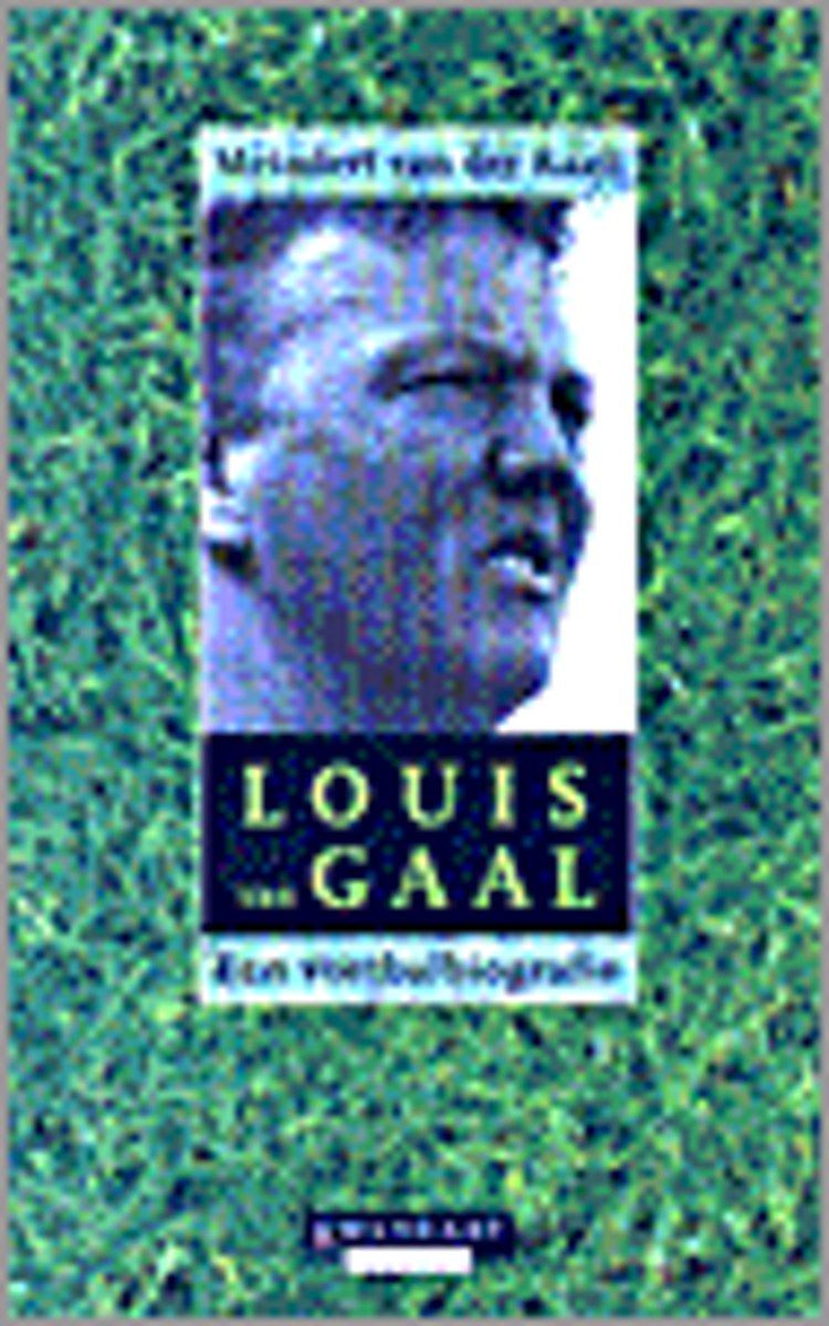 Louis van Gaal - Voetbalbiografie - Voetbal - 12,5 x 20 x 2 cm