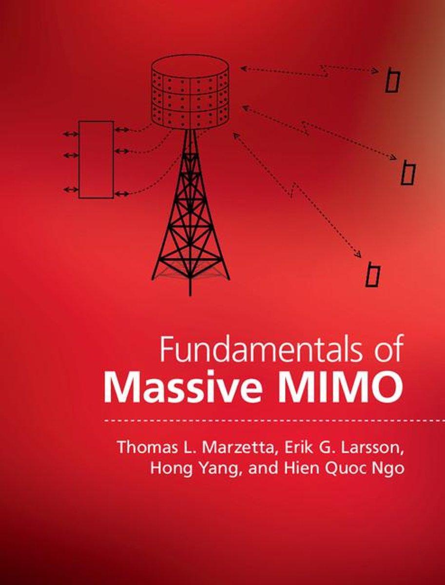 bol com | Fundamentals of Massive MIMO (ebook), Thomas L  Marzetta