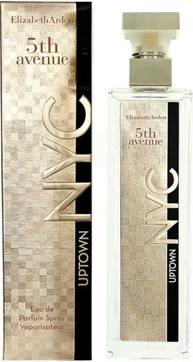 Elizabeth Arden Fifth Ave NYC Uptown 125ml Eau de parfum