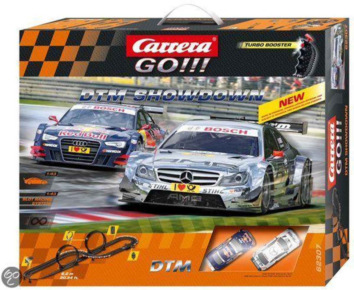 Carrera GO!!! DTM Showdown 62307