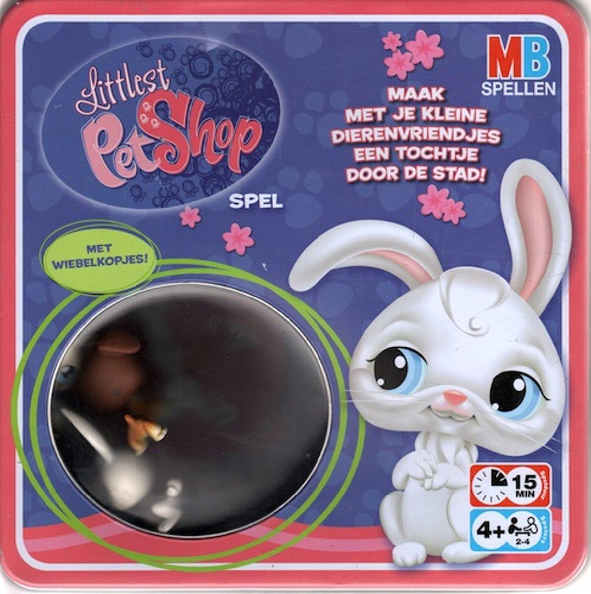 Littlest Pet Shop Spel