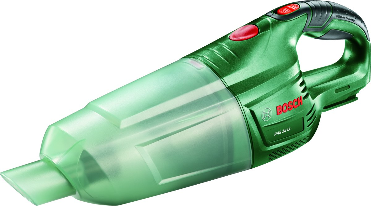 Bosch PAS 18 LI accu stofzuiger - Zonder accu