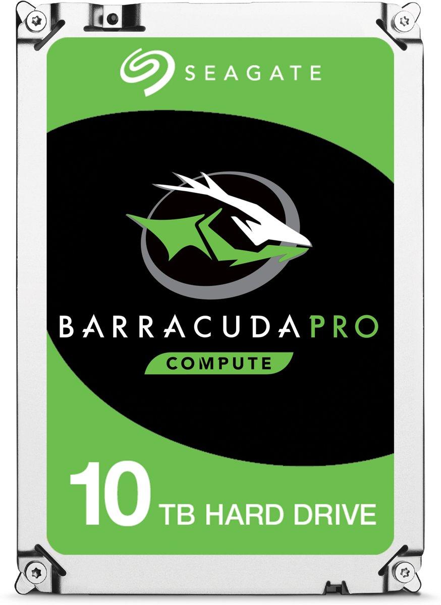 Seagate BarraCuda Pro - Interne harde schijf - 10 TB kopen