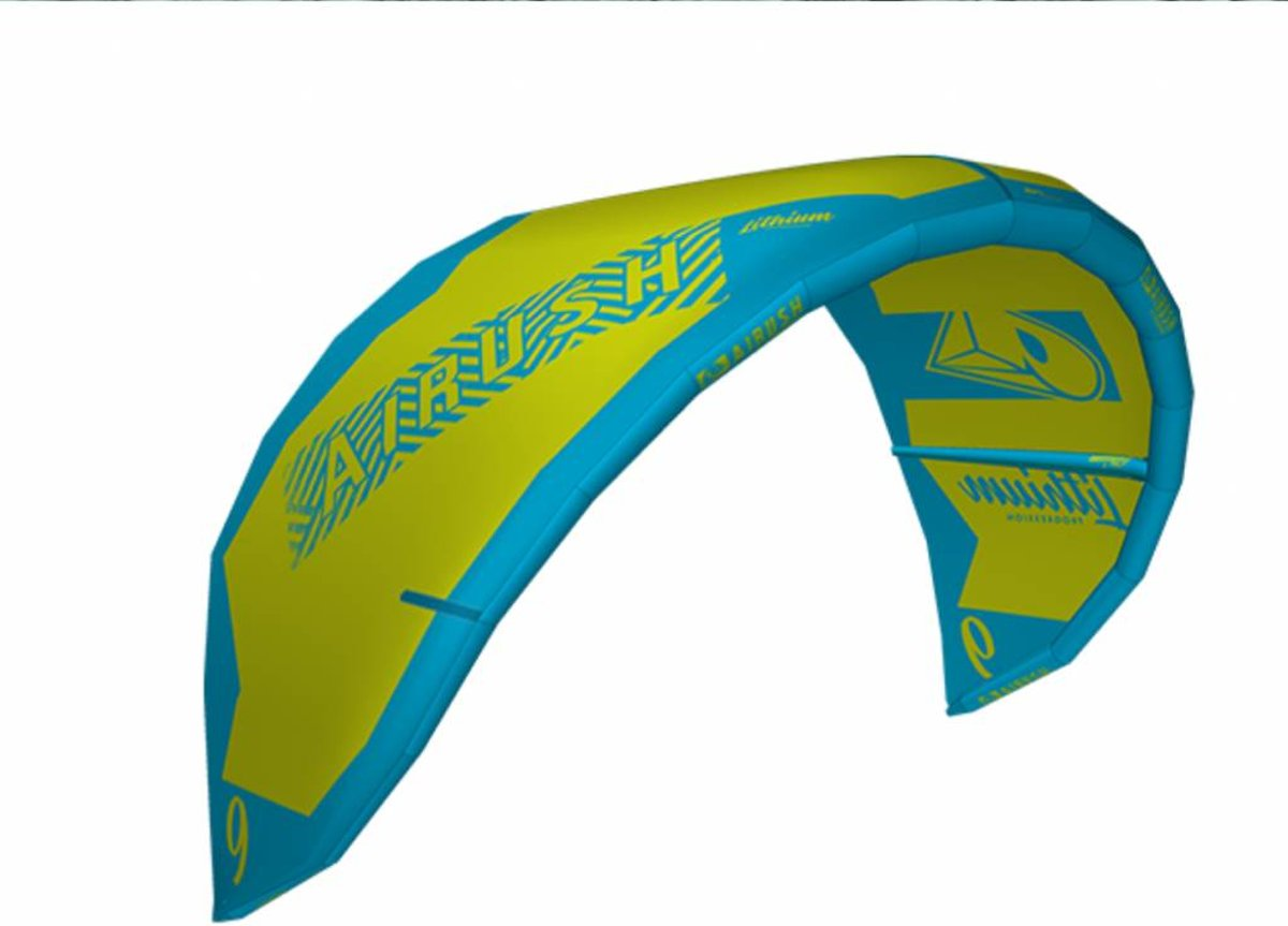 Airush Kitesurf kite Lithium Progression SPS II 2019 9.0