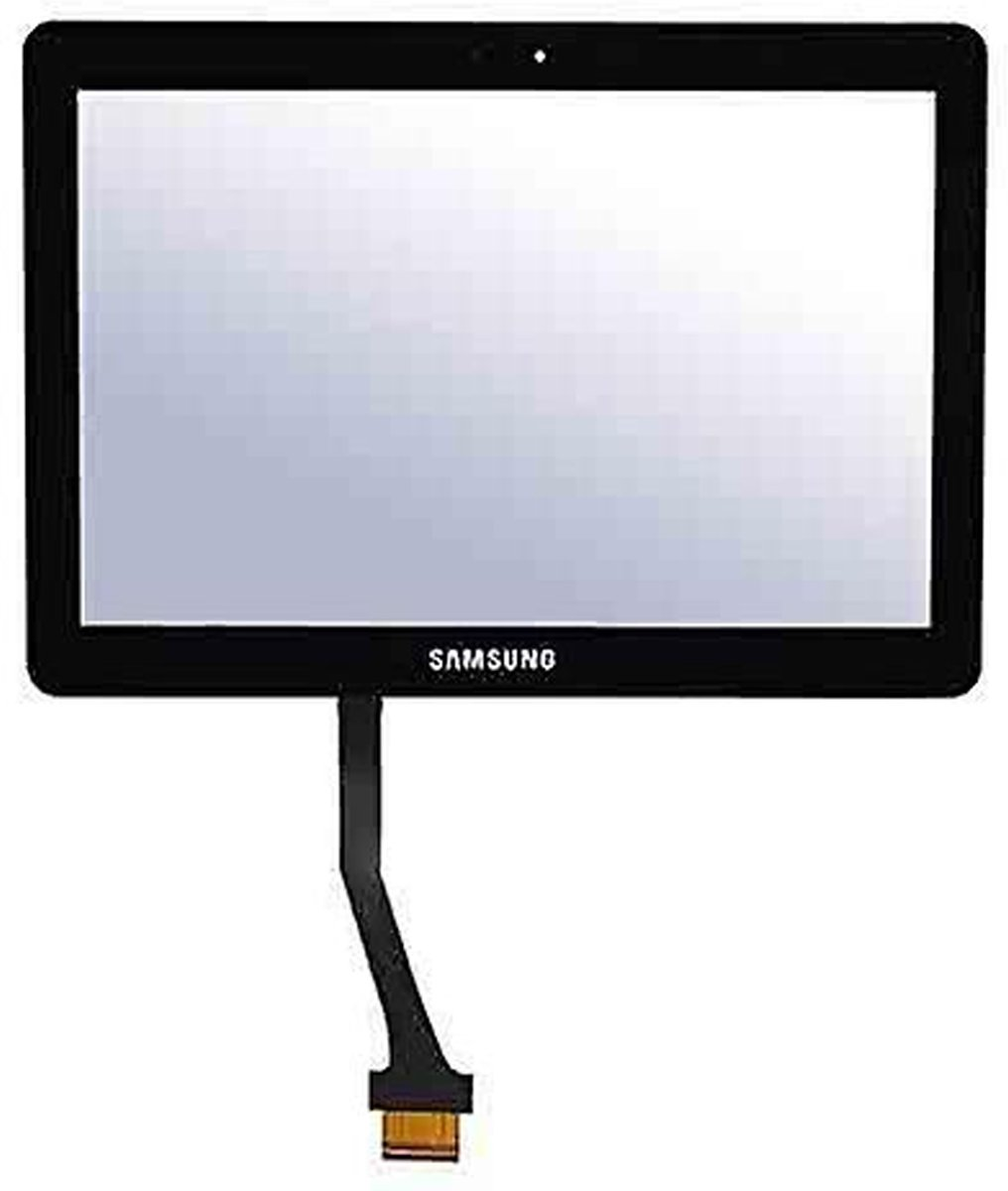 Touchscreen scherm digitizer glas voor Samsung Note Tablet 10.1 N8000 N8010 N8013 Compleet - Zwart kopen