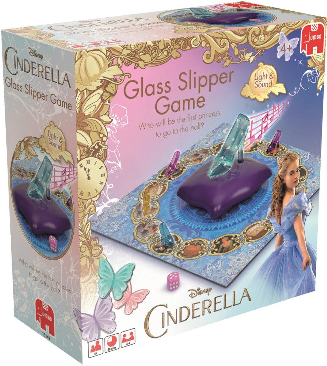 Cinderella Glass Slipper Game