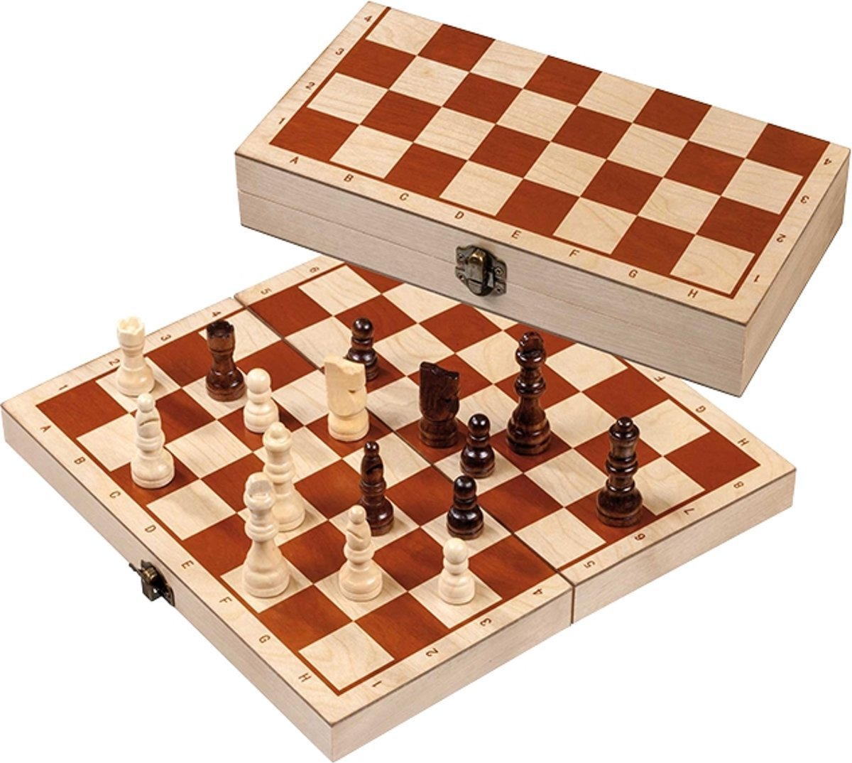 Philos schaak cassette 30mm veld