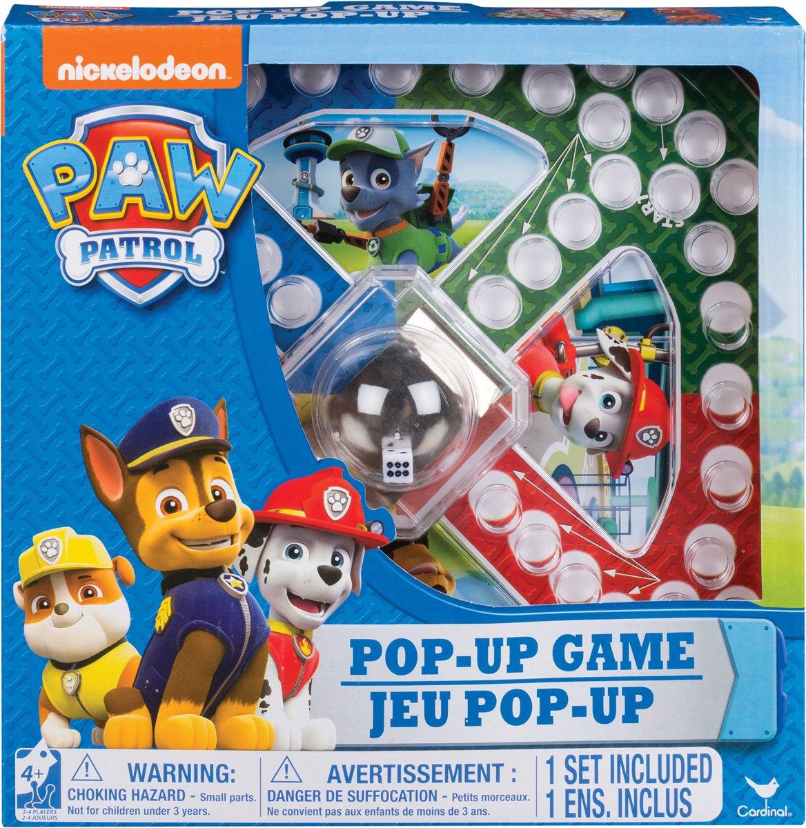 PAW Patrol - Popper Game