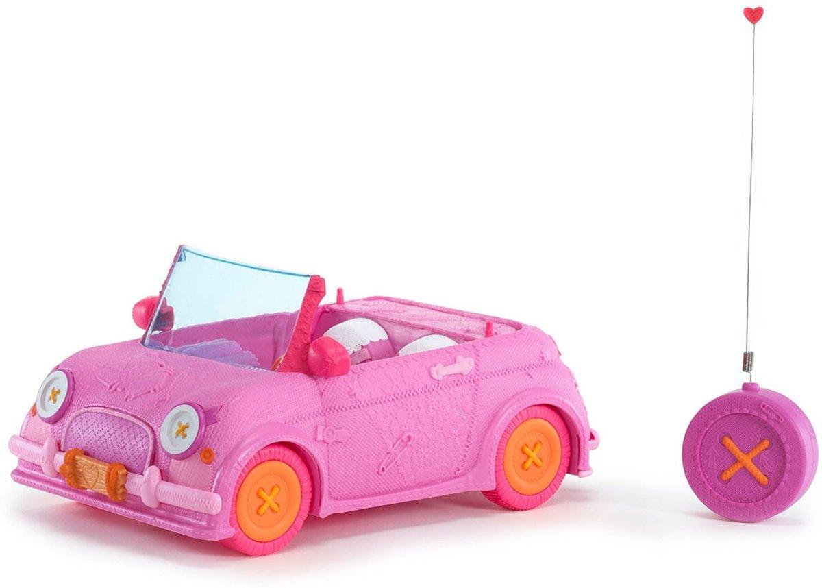 Lalaloopsy Girls - Bestuurbare auto - Paars