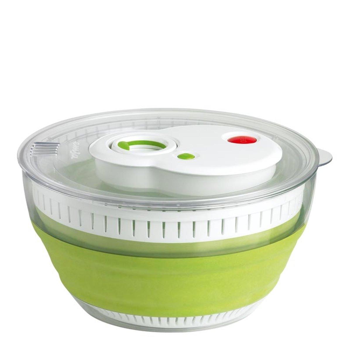 TURBOLINE opvouwbare slacentrifuge. 4.5 L. groen transparent kopen