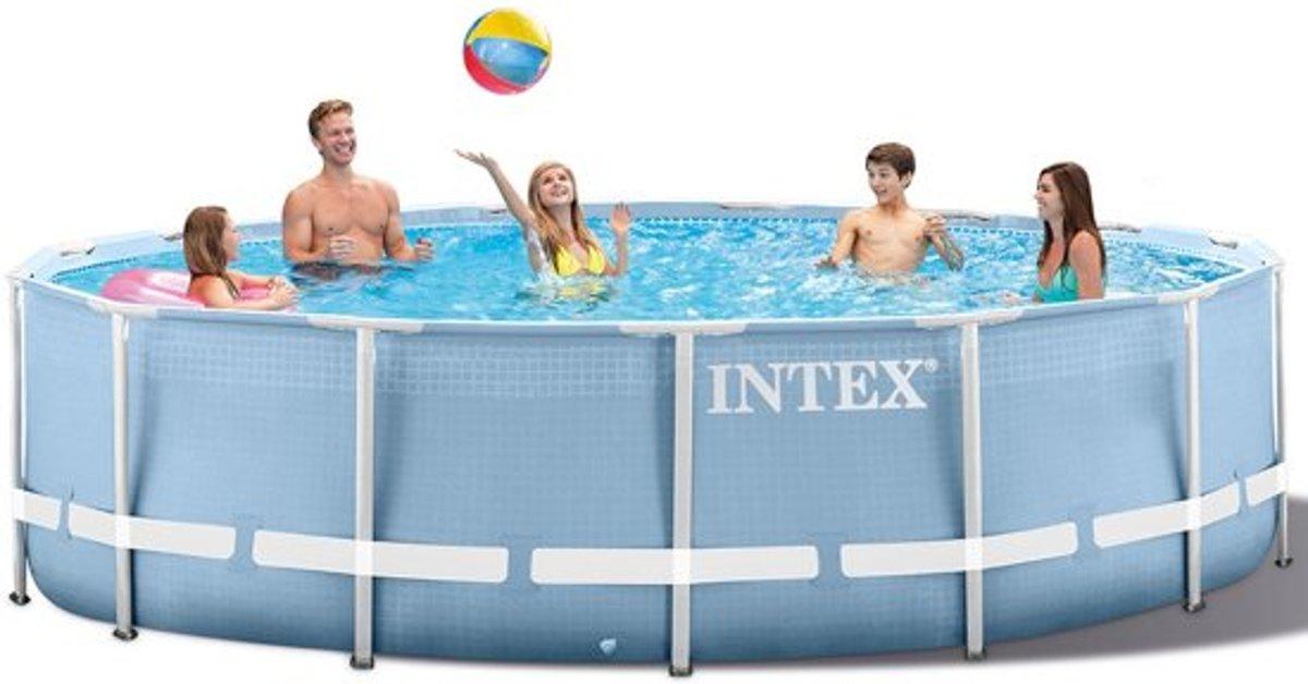 Intex Prism Frame 305 x 76 cm zonder pomp