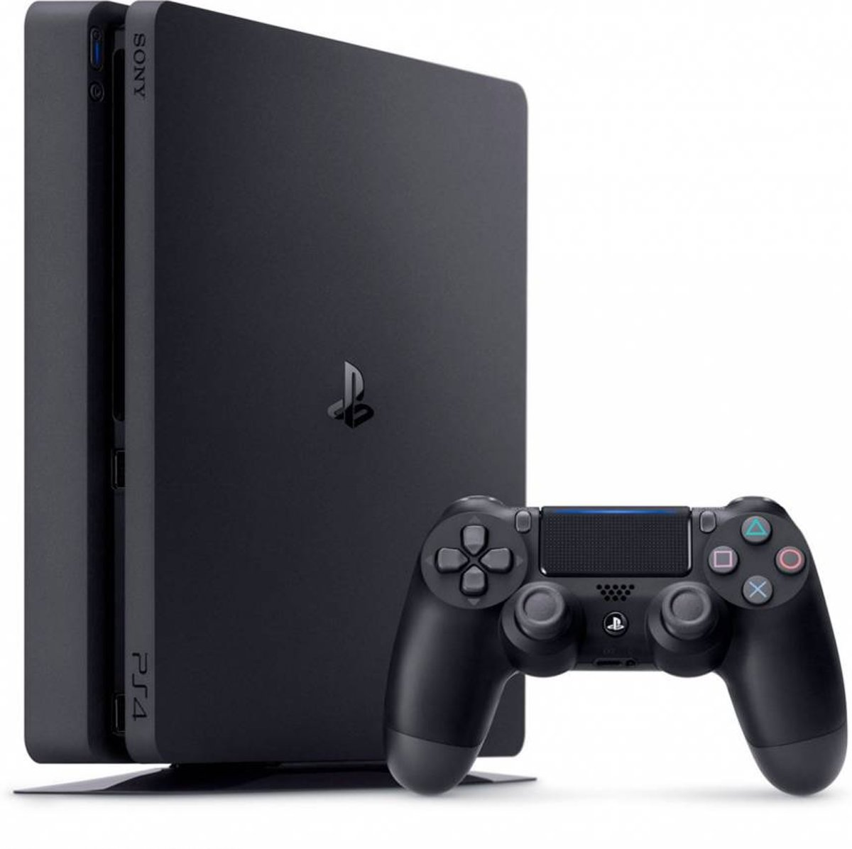 PS4 Slim Console - 500GB - Zwart PlayStation 4