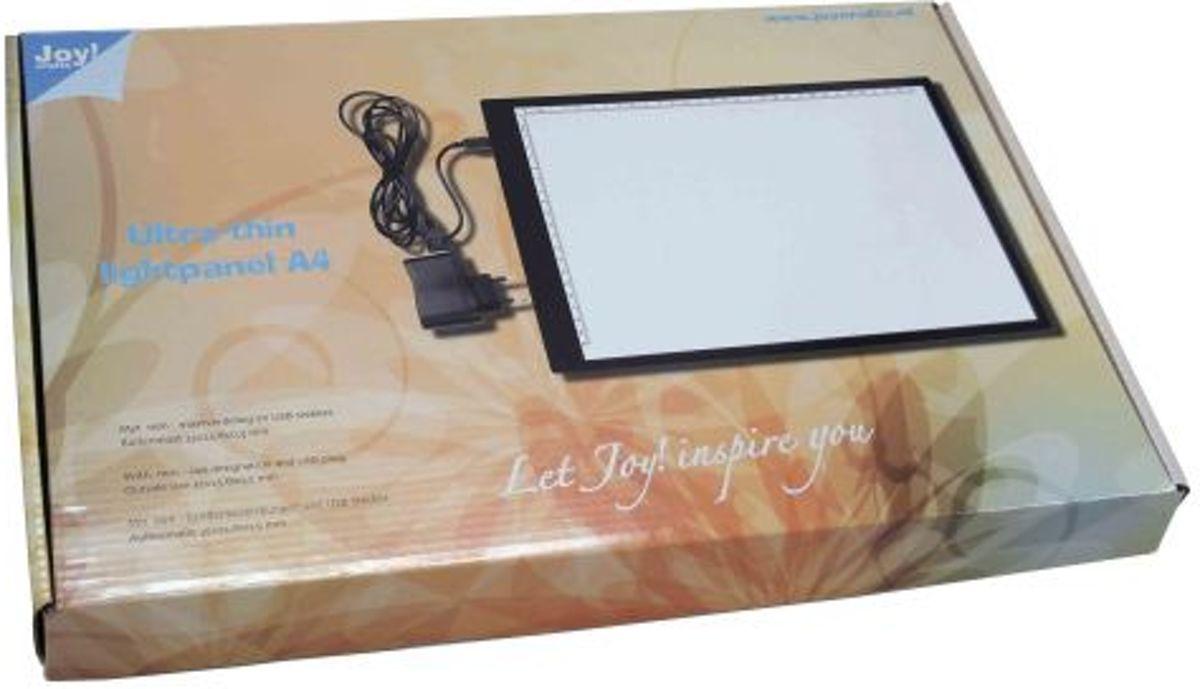 Lichtpaneel/lichtbak ultra thin A4 Joy Crafts 6200/0300