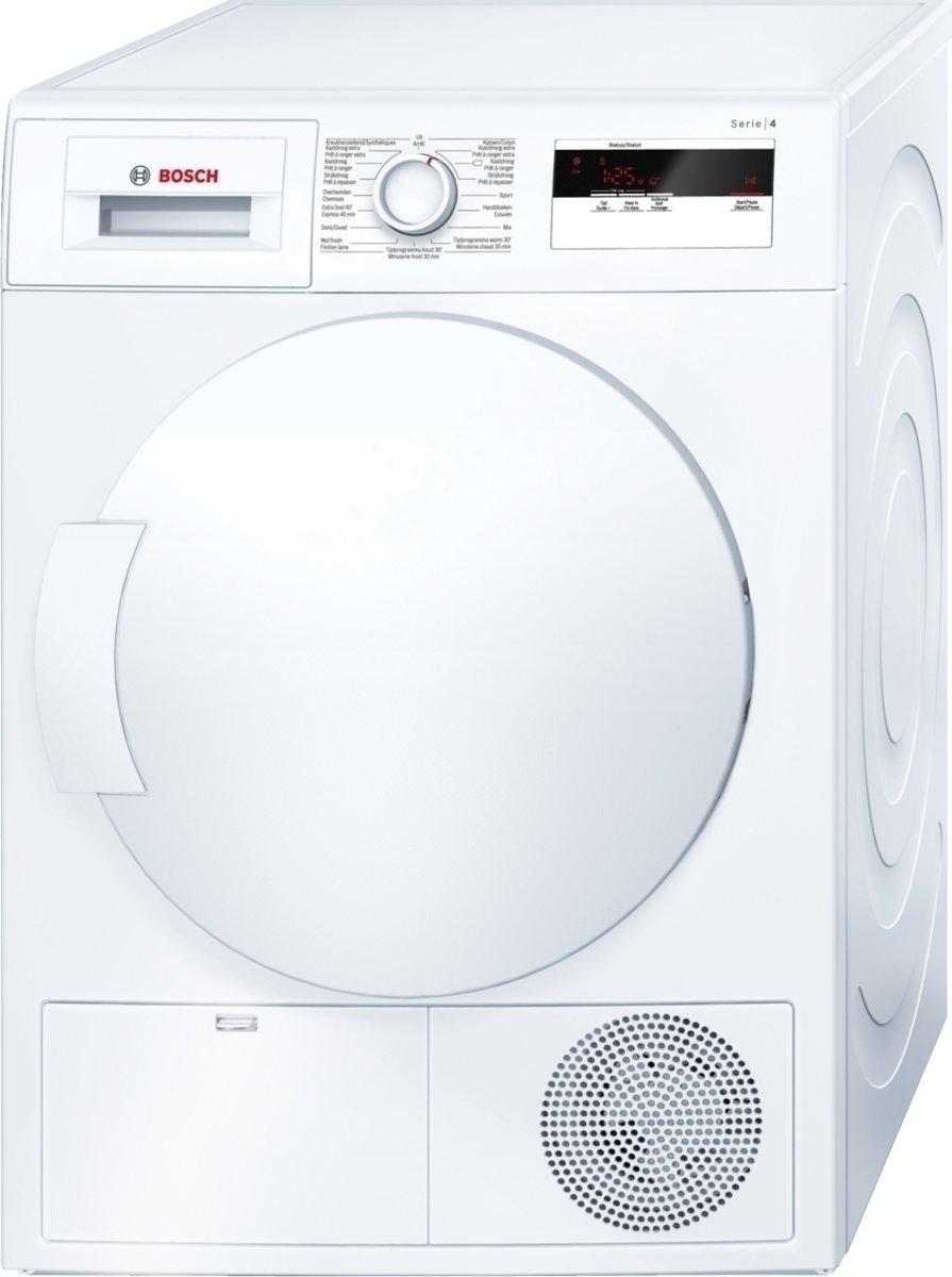Bosch WTH83000FG Serie 4 - Warmtepompdroger kopen