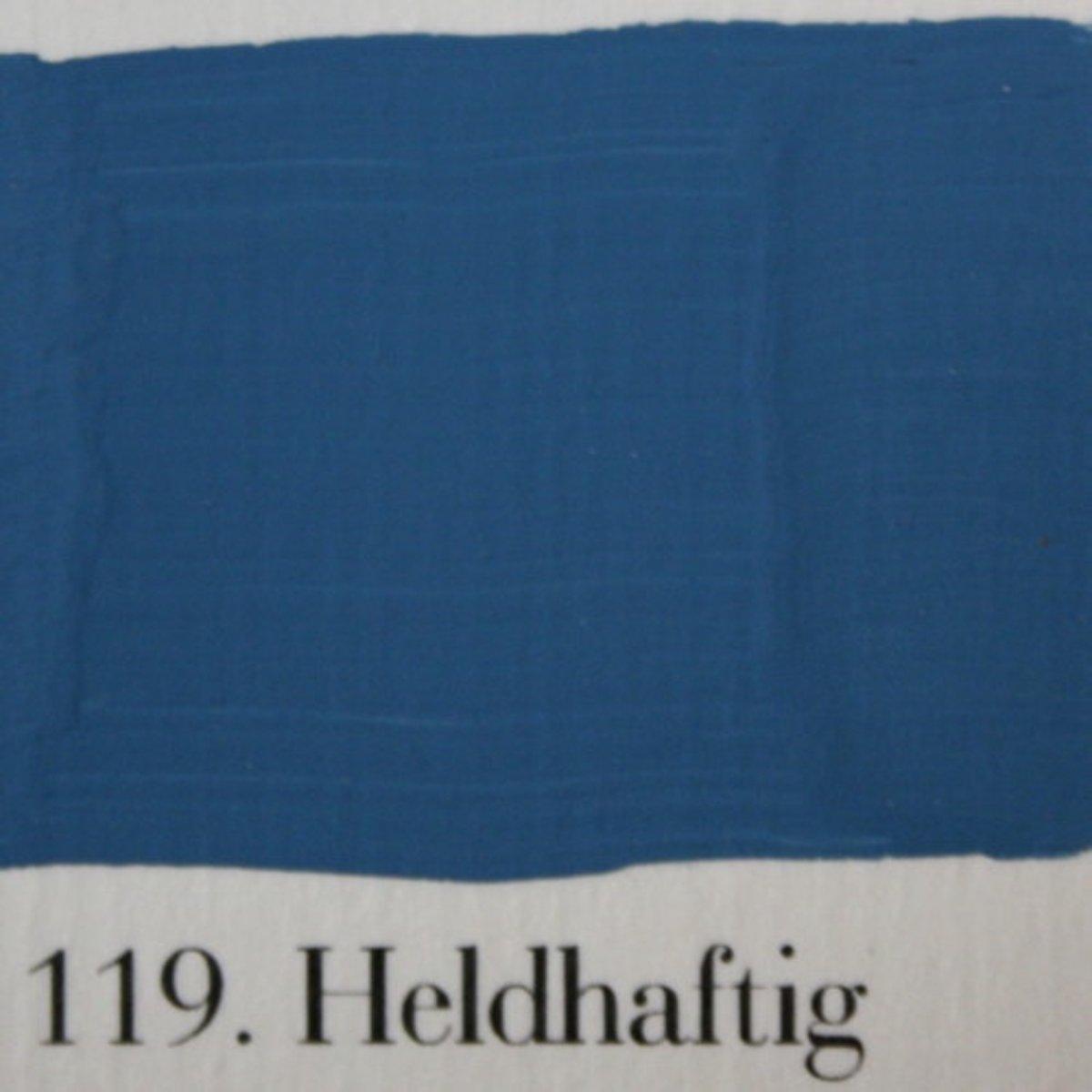l'Authentique kleur 119.heldhaftig