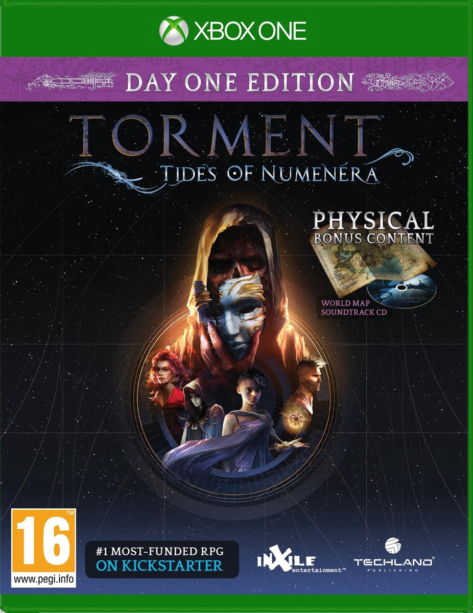 Torment - Tides of Numenera Xbox One