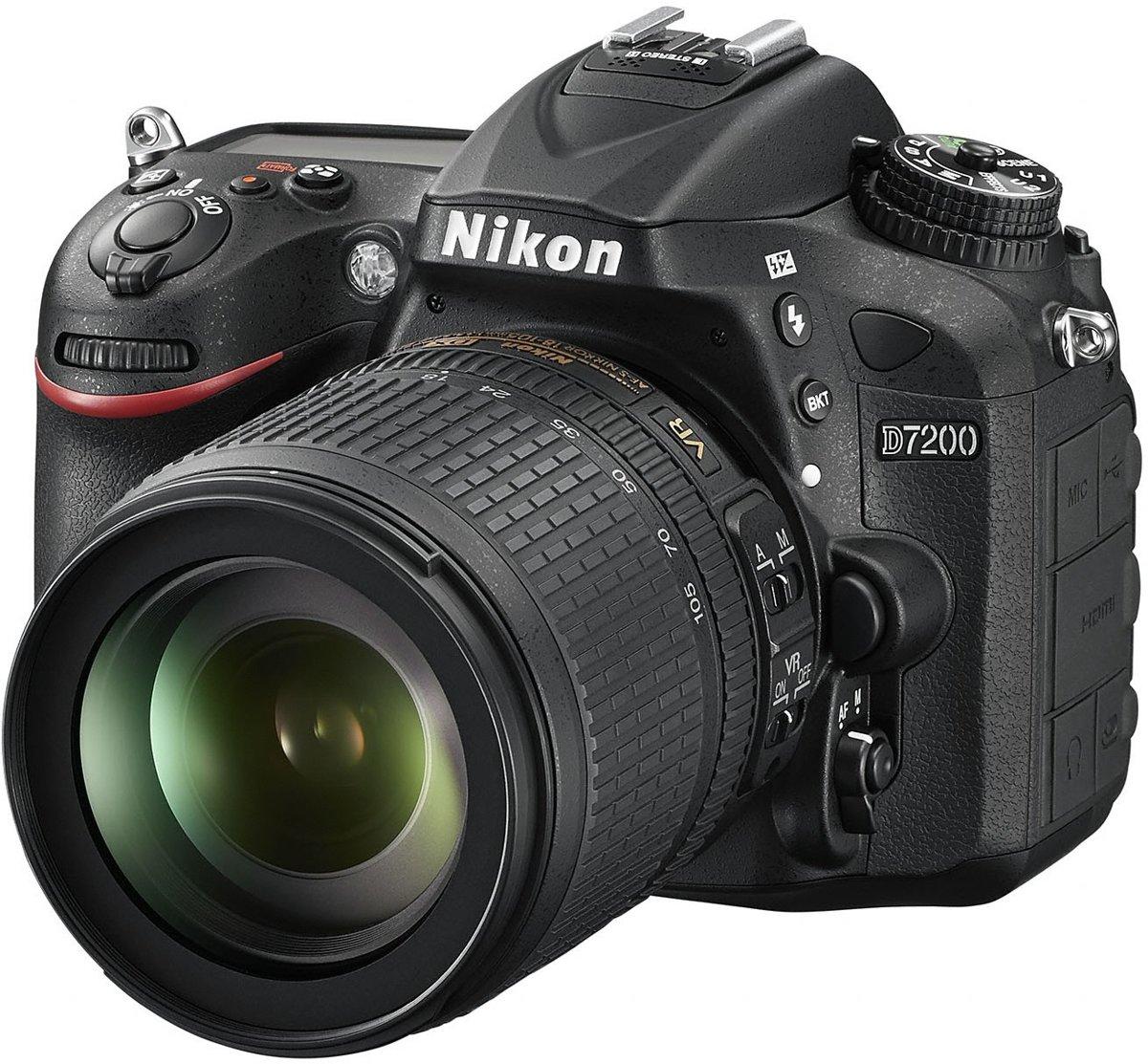 NIKON D7200 + 18-105 mm f/3.5-5.6G ED VR kopen