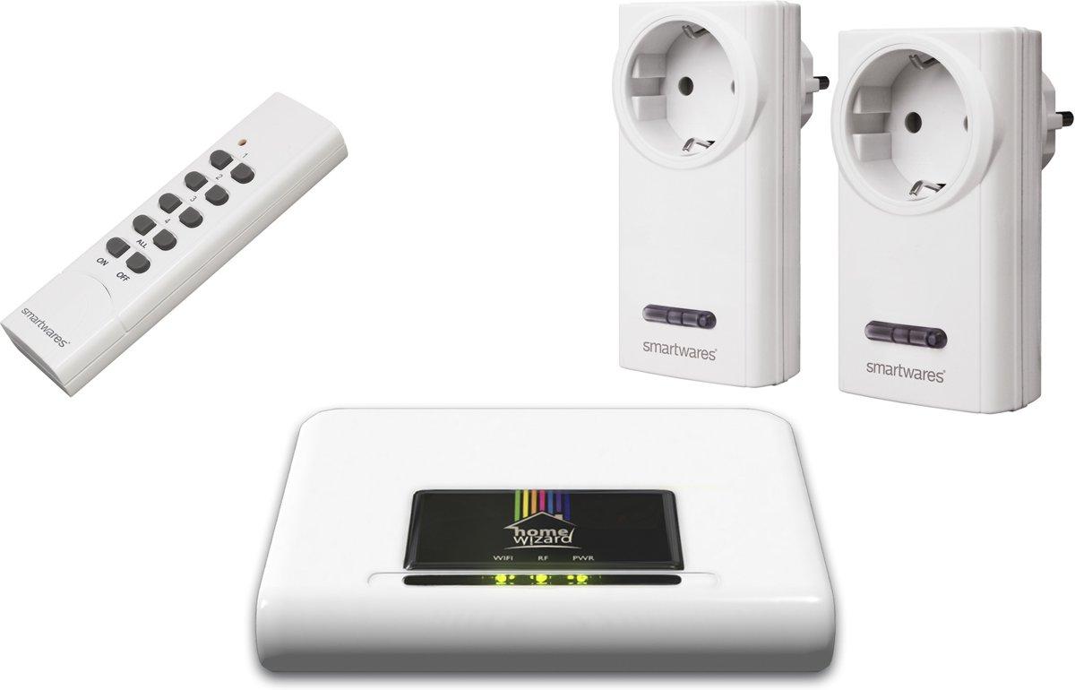 Smartwares  HomeWizard HWK-000 Connect Kit voor €99,95
