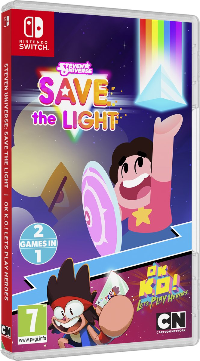 Steven Universe - Save The Light Switch
