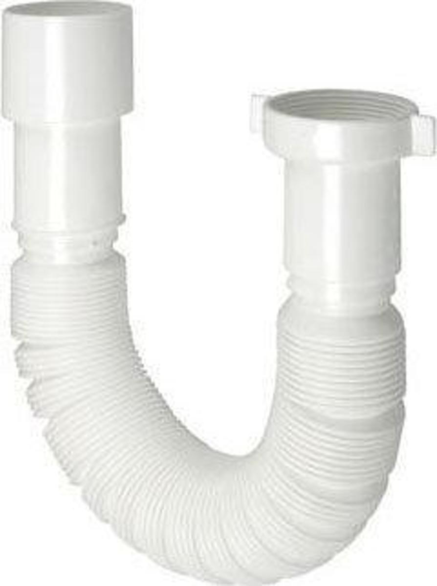 Flexibele Sifon 6/4X40Mm,Wit Sanit (Pl Label) 01896000B05 kopen