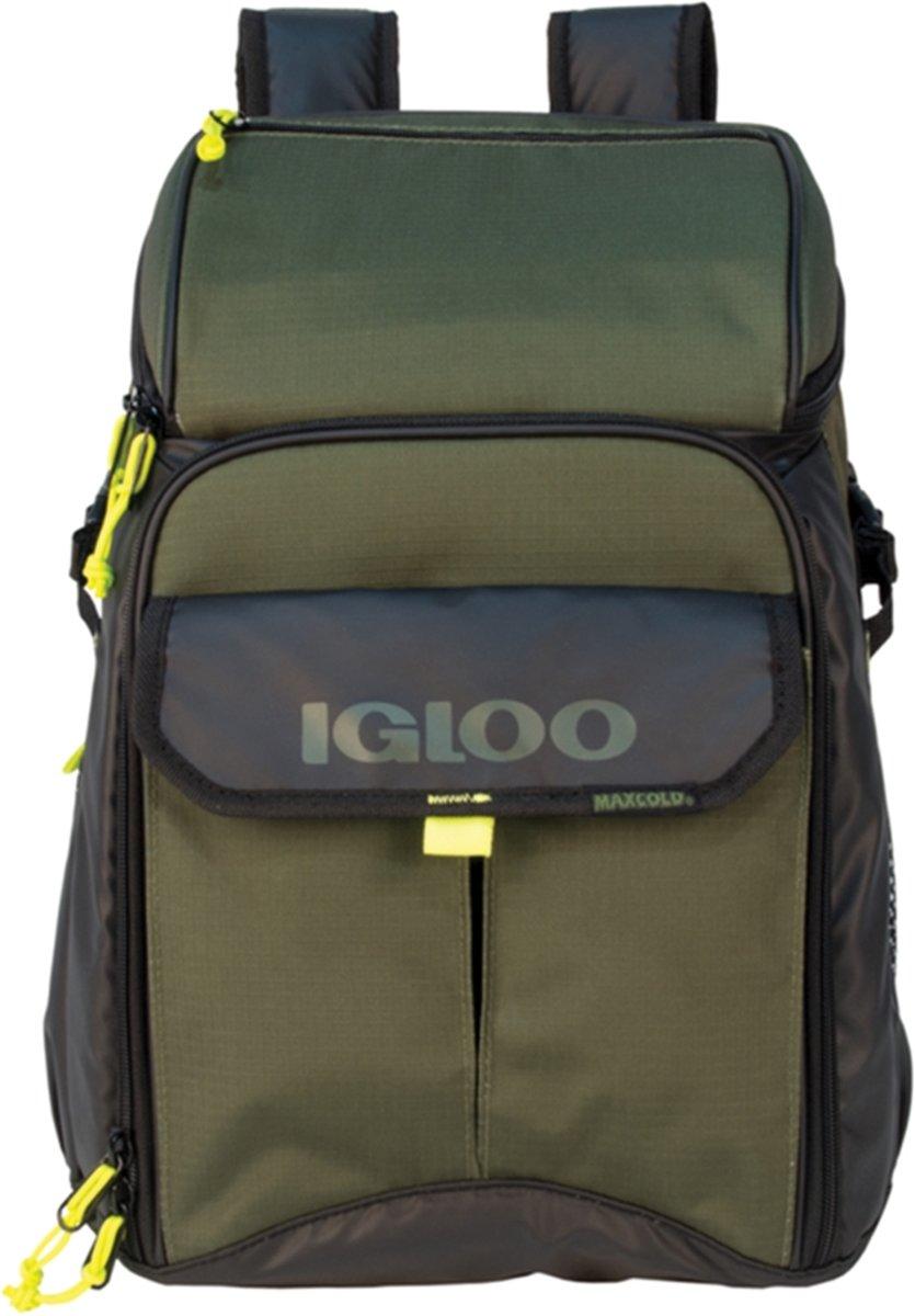 Gizmo Backpack - Koelrugzak Koeltas - 21 liter - Groen kopen