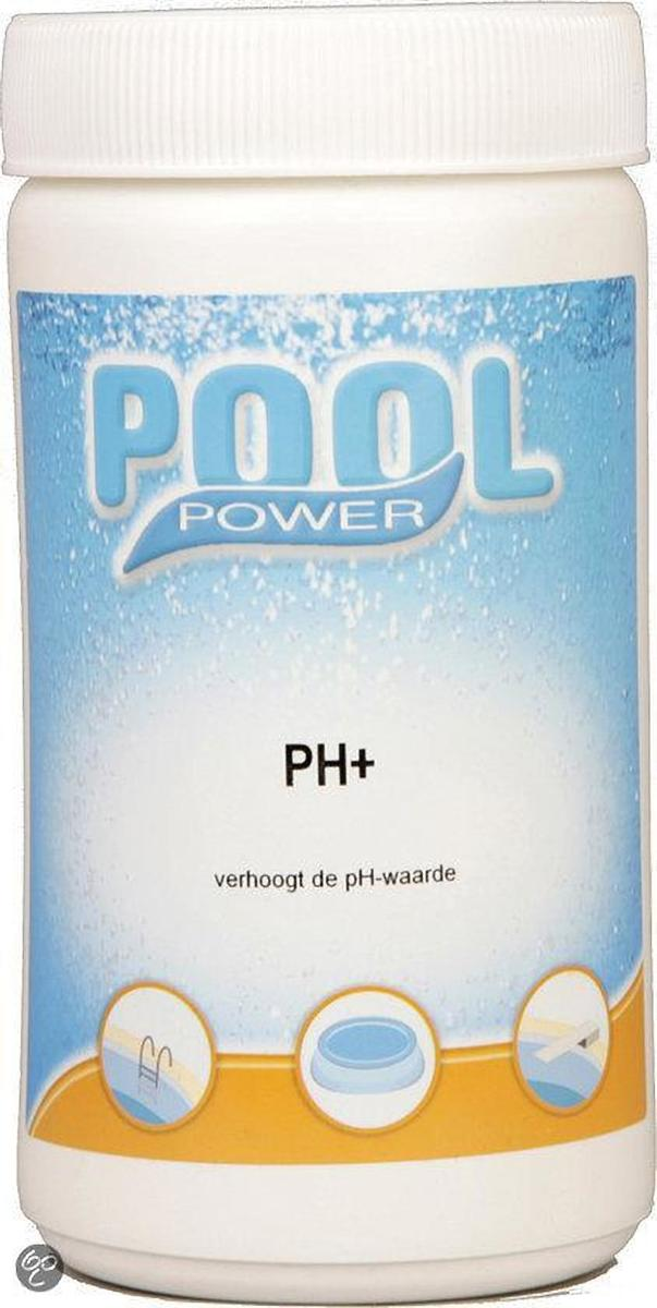 Pool Power zwembad pH+ 1 kg