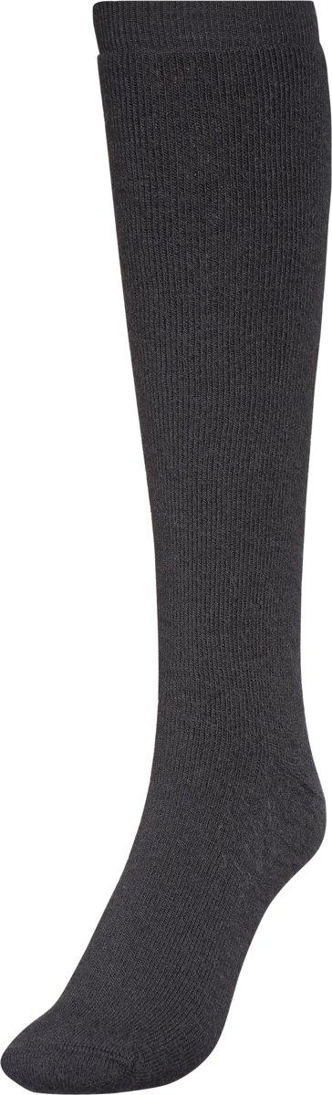 Woolpower Socks Knee High 400 black Maat 40-44 kopen