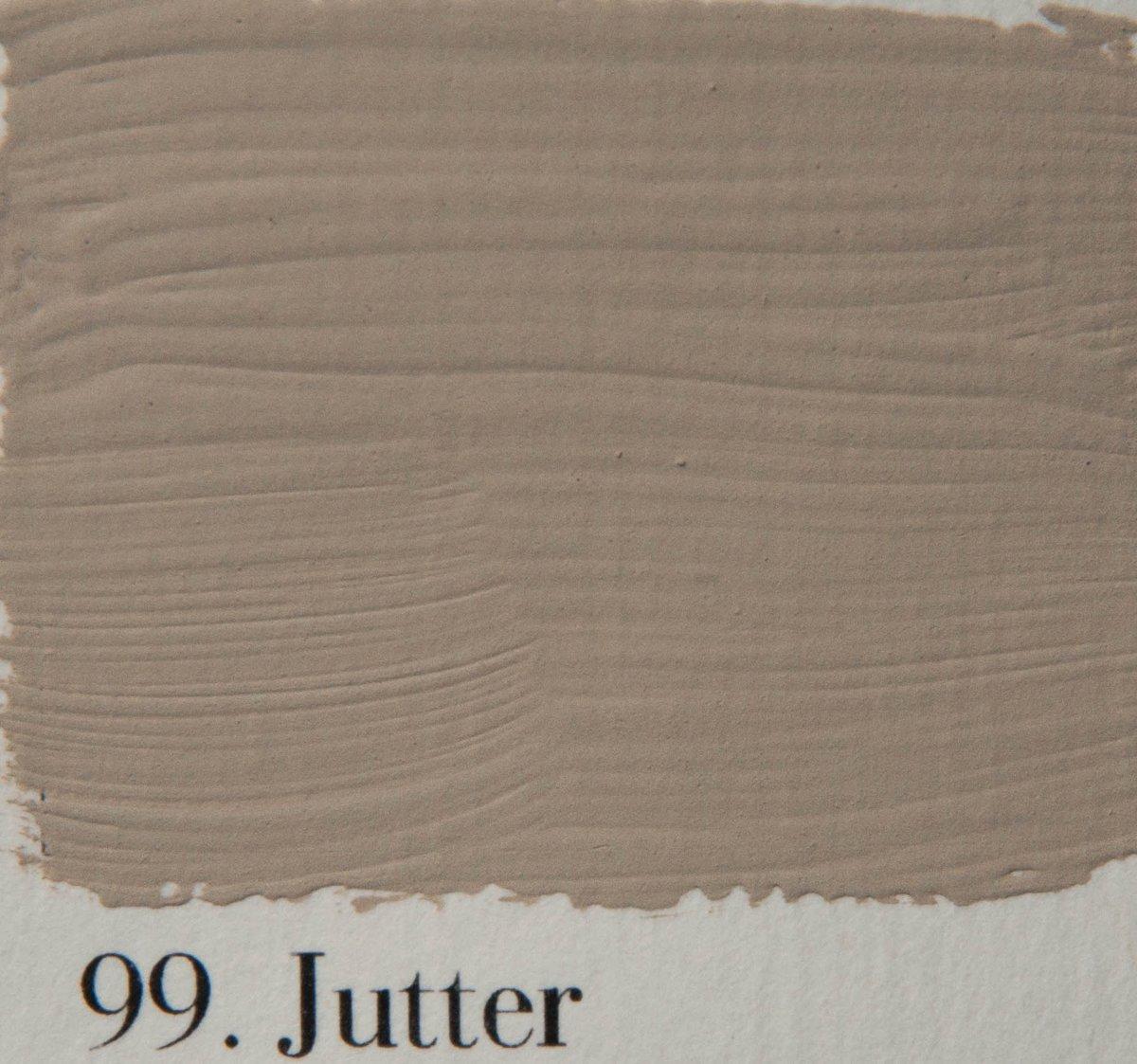 l' Authentique krijtverf, kleur 99 Jutter, 2.5 lit
