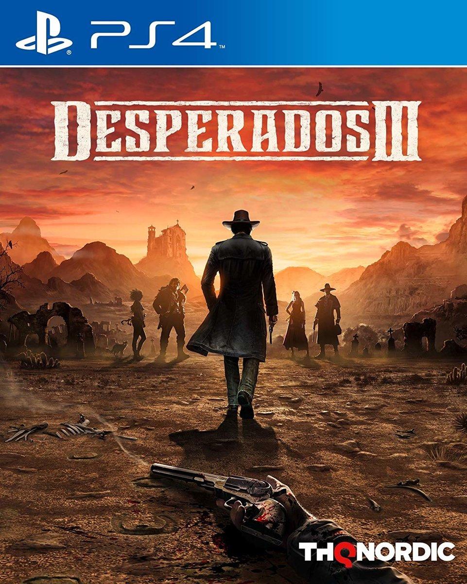 Desperados 3 PlayStation 4