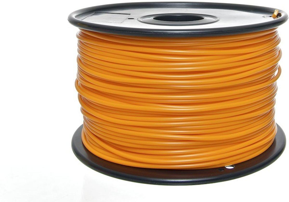 Clp 3D-Filamenten - ABS (1 kg) - oranje, 3 mm